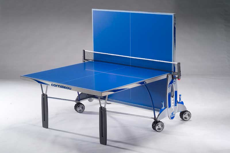Table ping pong tennis de table cornilleau 240 outdoor - Dimension table de ping pong cornilleau ...