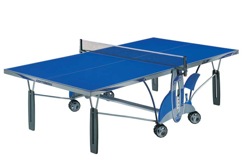 Table ping pong tennis de table cornilleau 340 indoor - Dimension table de ping pong cornilleau ...