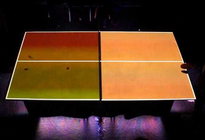 Ping Pong inter active