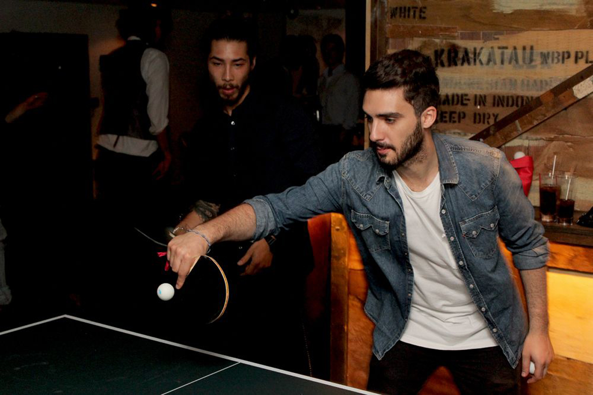 Bar Ping Pong - Ping London