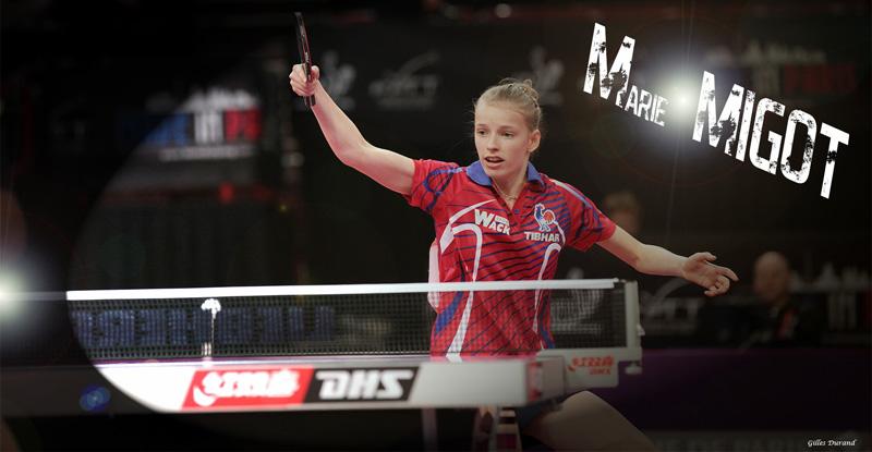 Marie migot a - Ligue tennis de table poitou charente ...