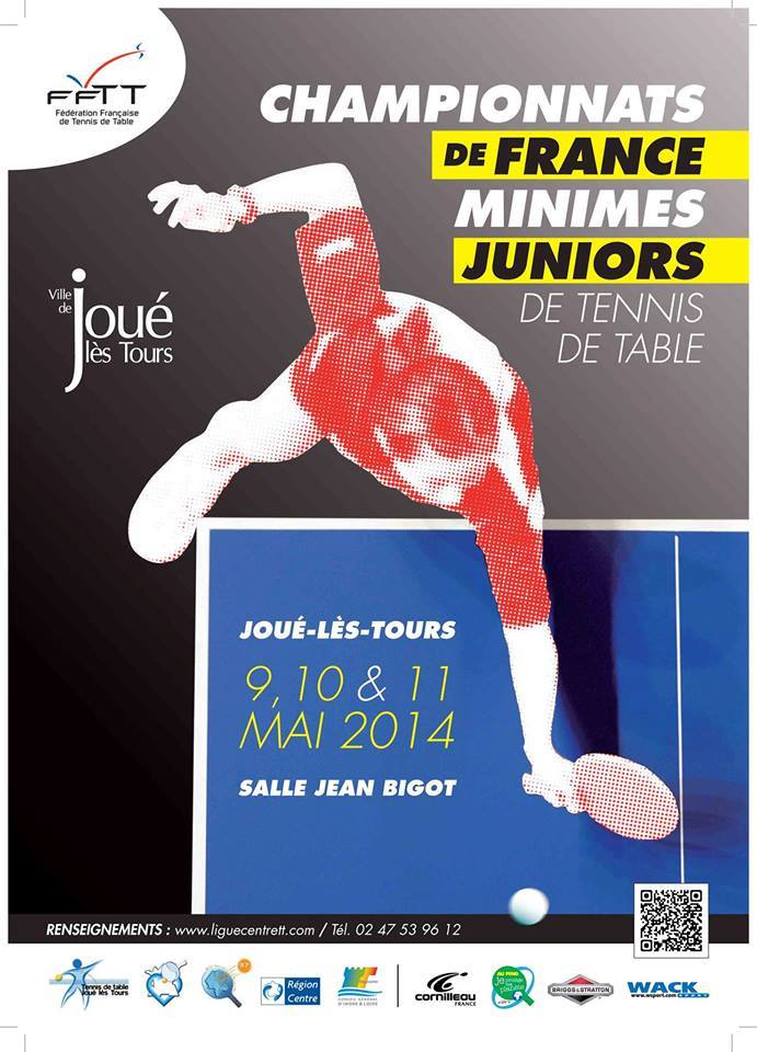 Championnats de France Minimes Juniors
