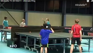 Reportage sur l'Ultimate Ping