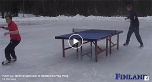 Ping Pong Glace
