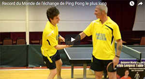 marathons au tennis de table