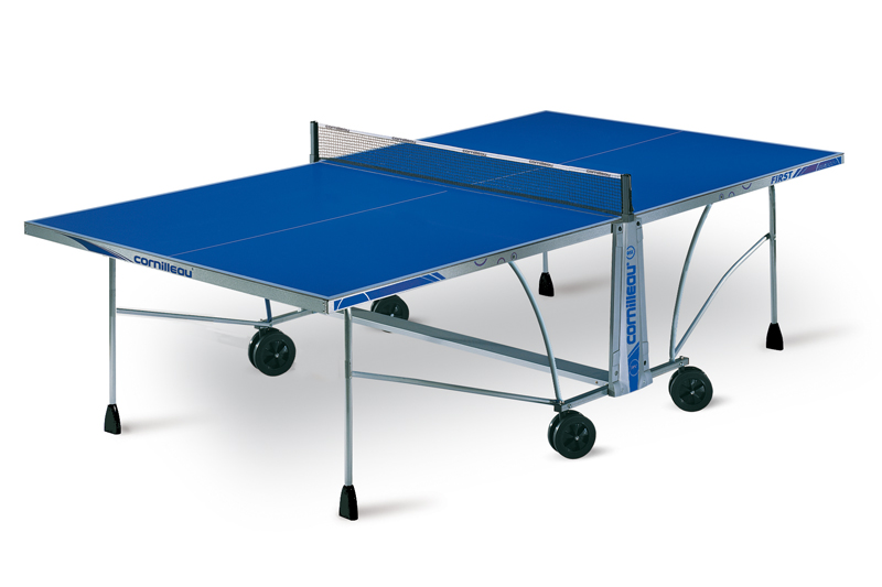 table ping pong tennis de table cornilleau first indoor. Black Bedroom Furniture Sets. Home Design Ideas
