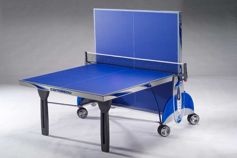 Table ping pong tennis de table cornilleau 440 outdoor - Table de ping pong exterieur en solde ...