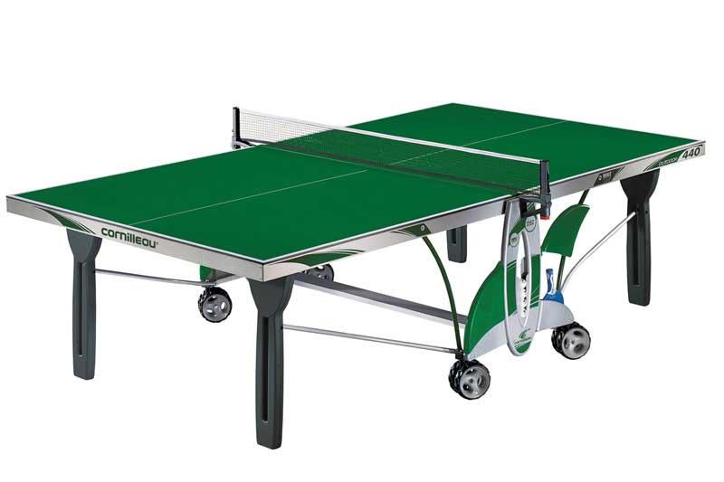 Table Ping Pong Tennis De Table Cornilleau 440 Outdoor