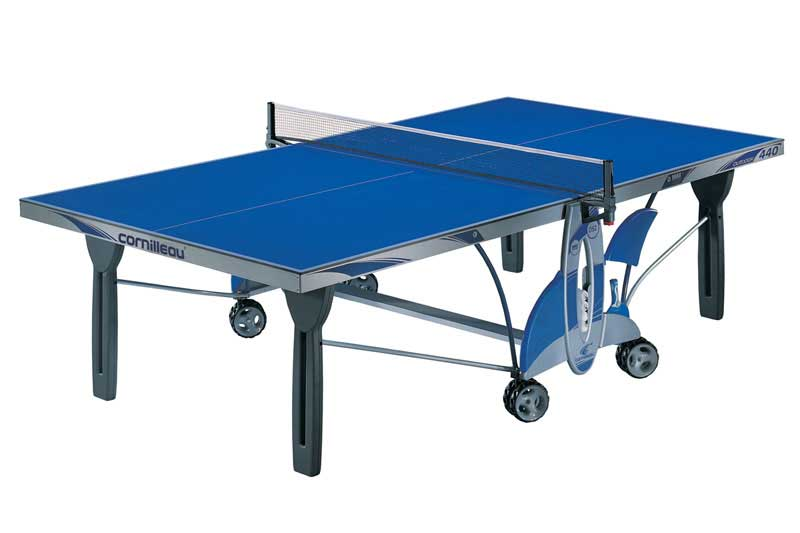 Table ping pong tennis de table cornilleau 440 outdoor - Table ping pong cornilleau exterieur ...