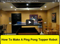 Billard Table Ping Pong
