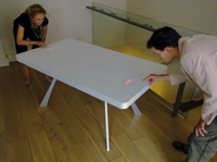 Table Interactive Pong