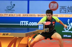 FAN Zhendong remporte l'Open de Chine