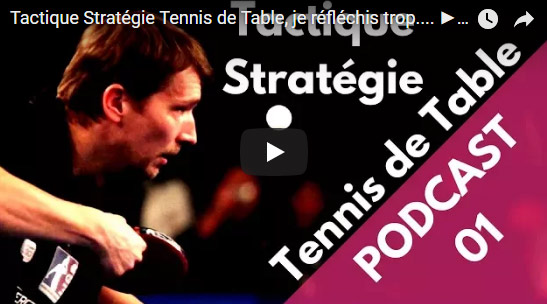 Podcast tennis de table