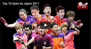Best Of de l'Open du Japon 2017