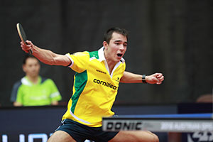 Le meilleur des World Tour Grands Finals ITTF