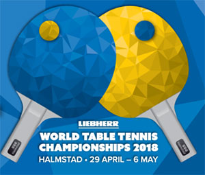 Tennis2table ping pong et tennis de table - Championnat du monde de tennis de table ...