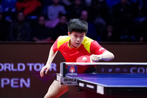 Wang Chuqin remporte l'Open d'Hongrie de tennis de table