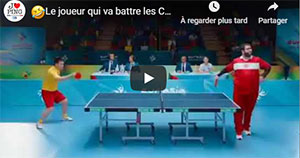 Humour Ping Pong