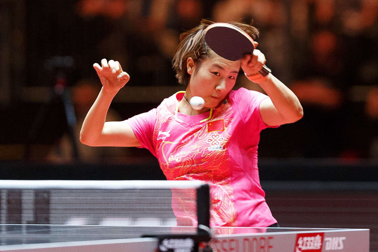 Ding Ning - Crédit photo ITTF