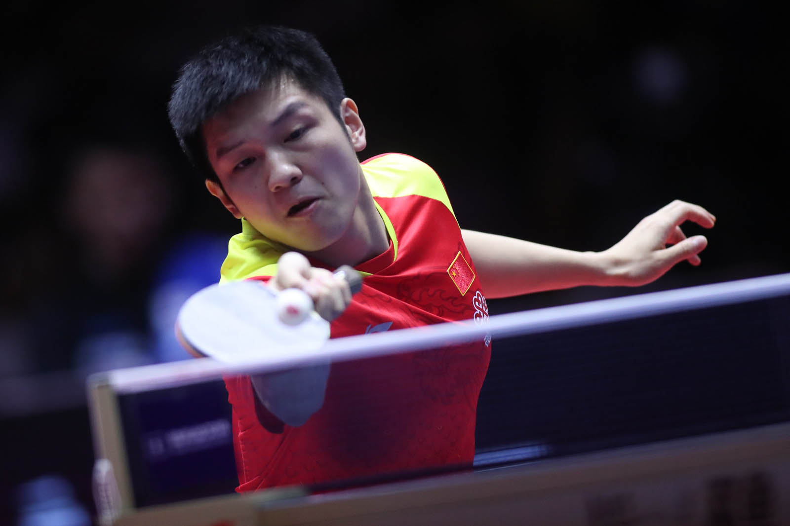 Fan Zhendong - crédit photo ITTF