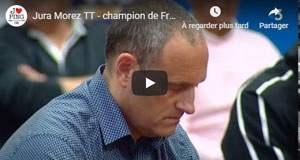 Reportage tennis de table France3