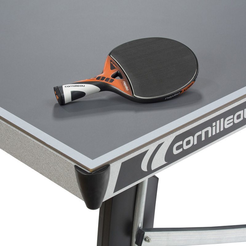 Table cornilleau 500m crossover outdoor materiel - Dimension table de ping pong cornilleau ...